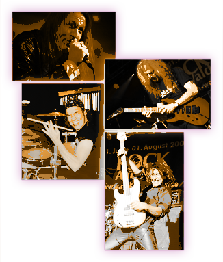 band-foto-collage
